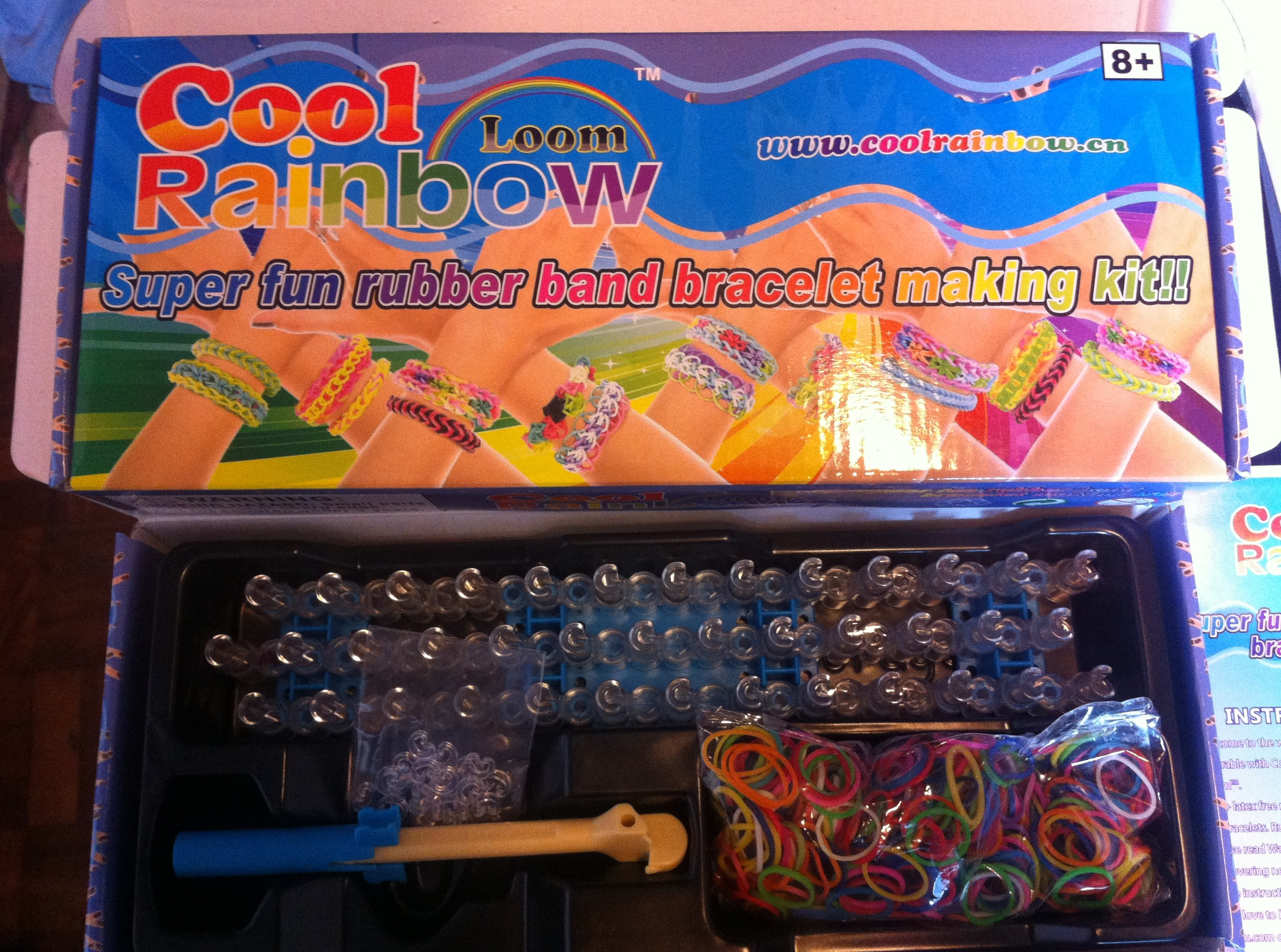 cool rainbow loom